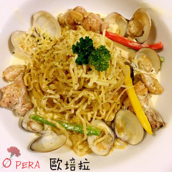 台南市 美食 餐廳 異國料理 義式料理 歐培拉(台南店)