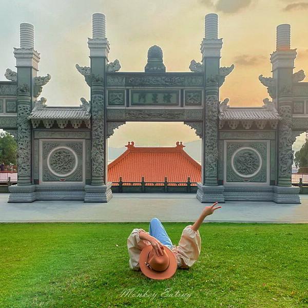 南投縣 觀光 觀光景點 日月潭文武廟