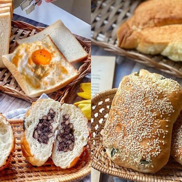 台南市 餐飲 糕點麵包 圓包包麵包店