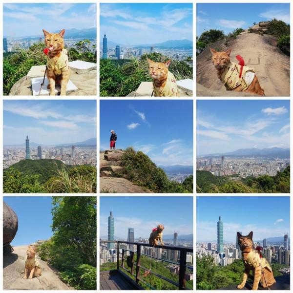 台北市 觀光 觀光景點 拇指山