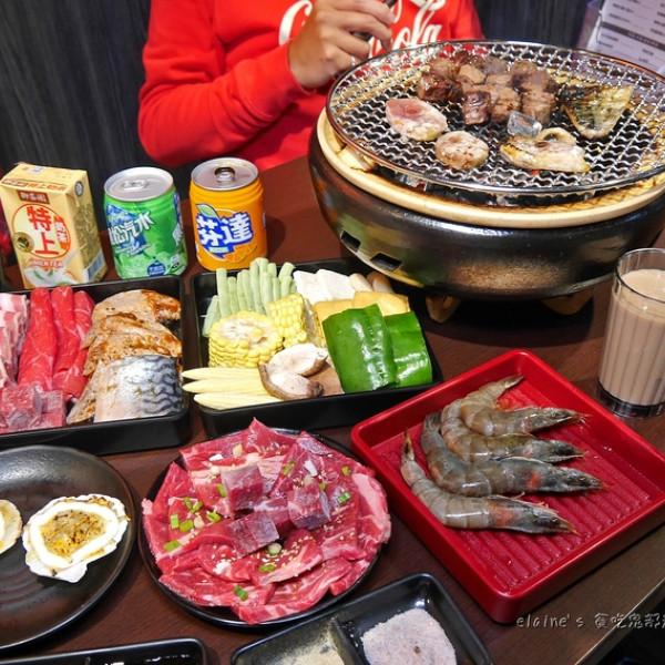 新北市 餐飲 燒烤‧鐵板燒 燒肉燒烤 燃燒吧肉 日式燒烤