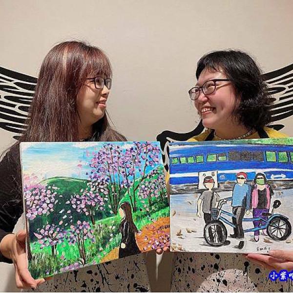 台北市 購物 創意市集&活動 三樓畫畫