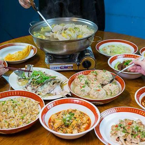 桃園市 餐飲 台式料理 錦江眷村餐飲復興