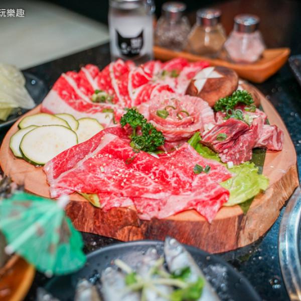 台北市 餐飲 燒烤‧鐵板燒 燒肉燒烤 極醬太郎日式燒肉