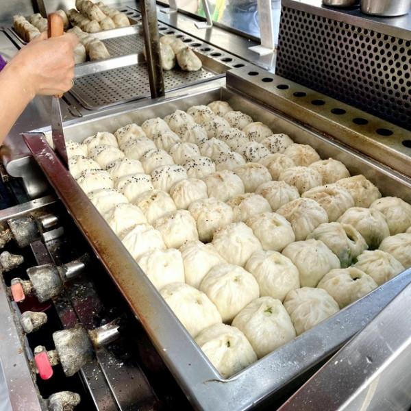台中市 餐飲 麵食點心 老蔡上海生煎包 水湳店