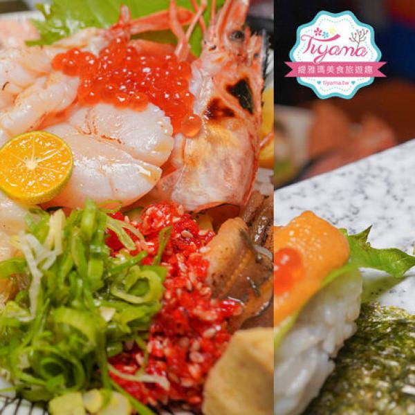 台南市 餐飲 日式料理 風驛鮨味壽司丼飯專賣店