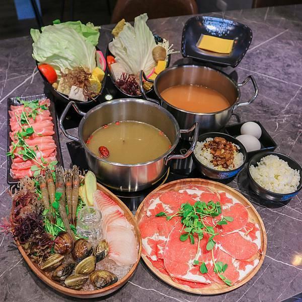 台北市 餐飲 鍋物 火鍋 百鍋匯