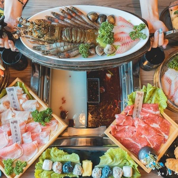 台中市 餐飲 鍋物 火鍋 圓砌鴛鴦升降鍋物台中新時代店