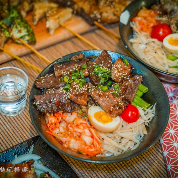 台北市 餐飲 燒烤‧鐵板燒 燒肉燒烤 地方媽媽串烤丼飯