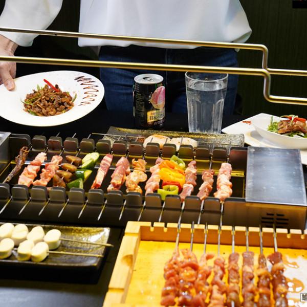 台北市 餐飲 燒烤‧鐵板燒 燒肉燒烤 羊騷殿