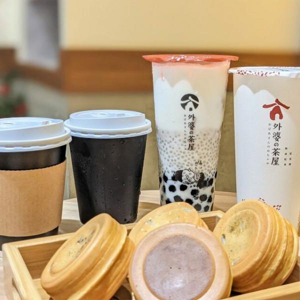 台北市 餐飲 咖啡館 外婆的茶屋-信義莊敬店