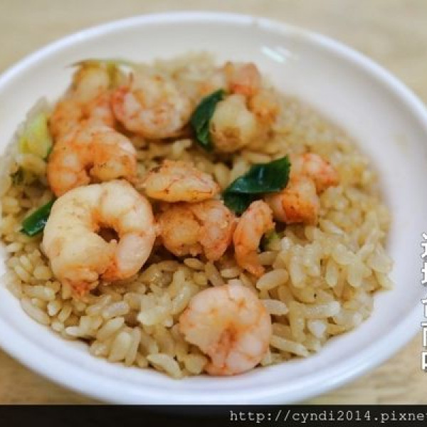 台南市 美食 餐廳 中式料理 小吃 集品蝦仁飯