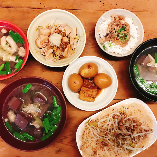 台南市 美食 餐廳 中式料理 小吃 蔡家豬血攤(赤崁分店)