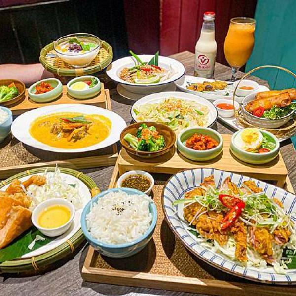 台北市 餐飲 泰式料理 泰舍 泰式料理 