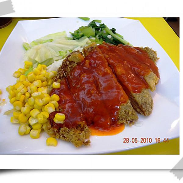 台南市 餐飲 台式料理 長榮快餐