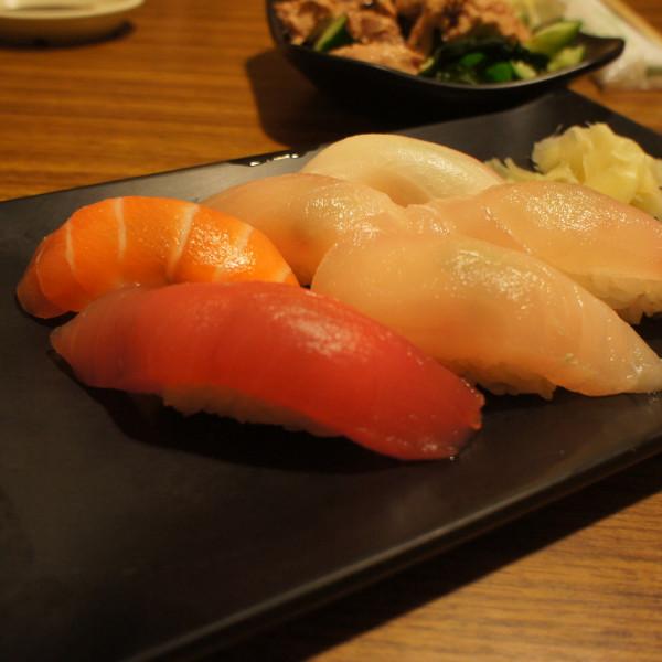 台南市 美食 餐廳 異國料理 日式料理 伊都日本料理