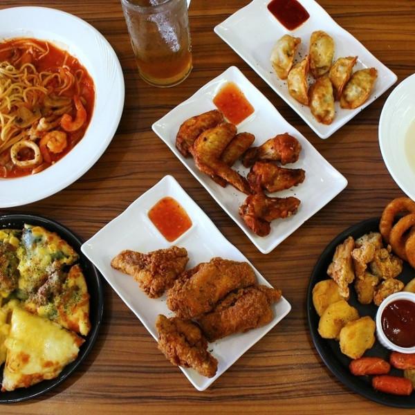 台南市 美食 餐廳 異國料理 義式料理 凱吉思PIZZA