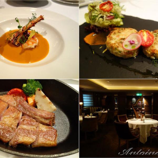 台北市 美食 餐廳 異國料理 法式料理 台北喜來登大飯店-安東廳
