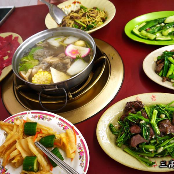 台南市 美食 餐廳 中式料理 台菜 榮吉炒牛肉專賣店