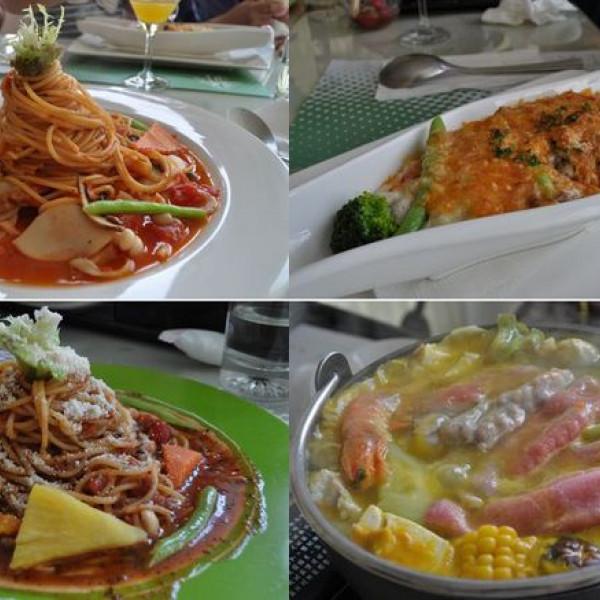 台南市 餐飲 義式料理 拍拍手自然料理餐廳