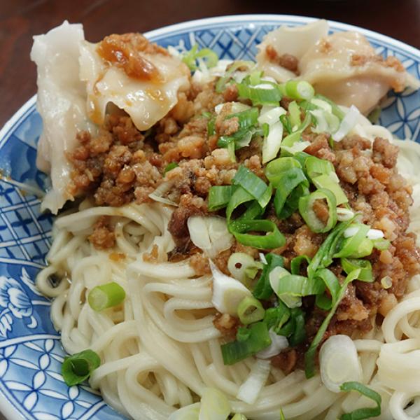 台南市 美食 餐廳 中式料理 麵食點心 春峰麵館(啞巴麵店)