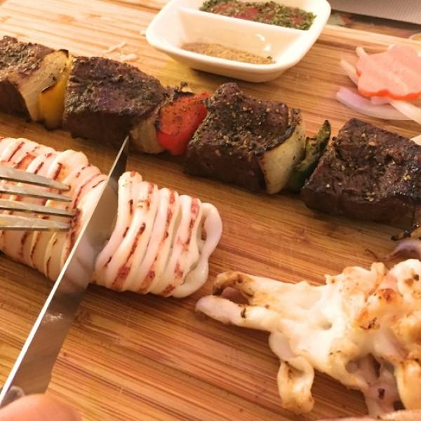 台南市 美食 餐廳 異國料理 異國料理其他 OLGA-俄羅斯烤肉