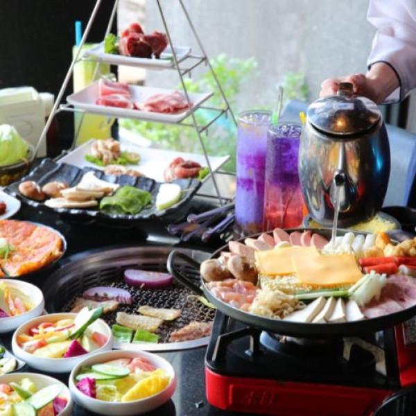 台南市 美食 餐廳 異國料理 韓式料理 東大門韓國烤肉料理
