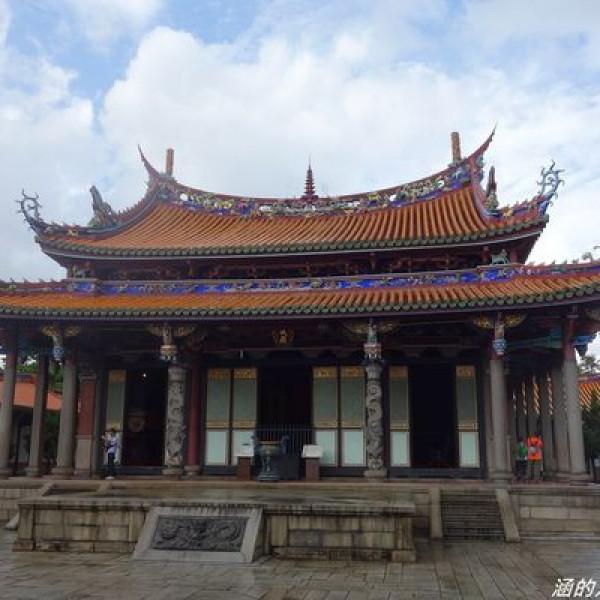 台北市 觀光 觀光景點 大龍峒保安宮