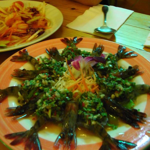 屏東縣 美食 餐廳 異國料理 南洋料理 弄海泰緬式餐廳