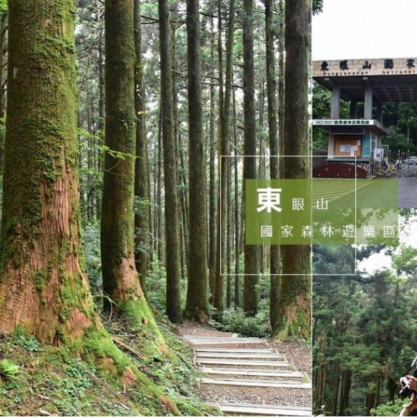 桃園市 觀光 觀光景點 東眼山國家森林遊樂區
