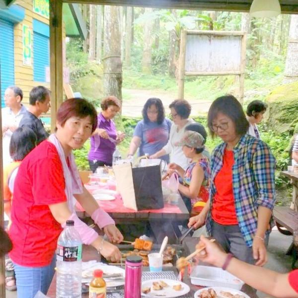 新竹縣 觀光 觀光景點 馬武督探索森林