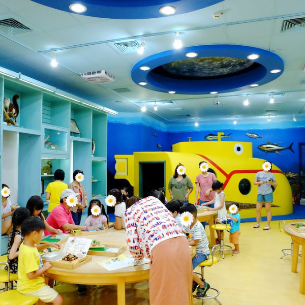 台中市 休閒旅遊 景點 博物館 國立自然科學博物館