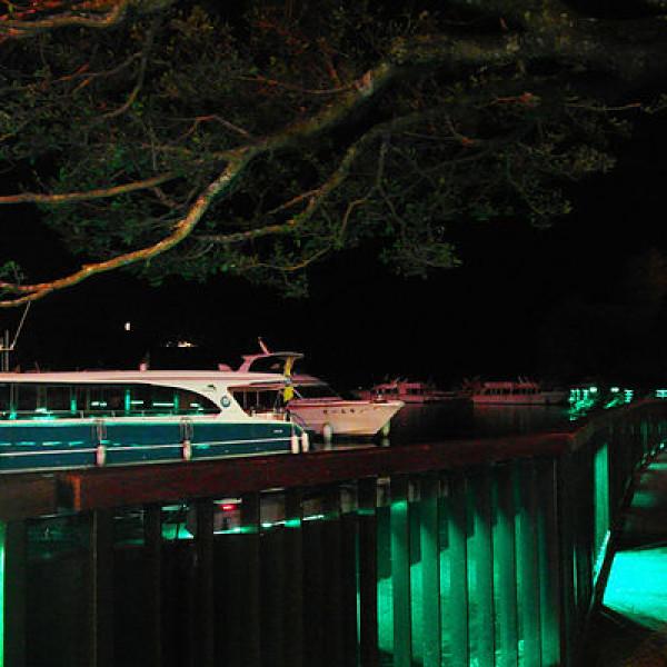 南投縣 觀光 觀光景點 日月潭水社碼頭