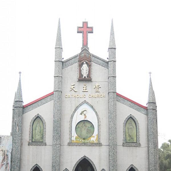 宜蘭縣 觀光 觀光景點 北成天主堂