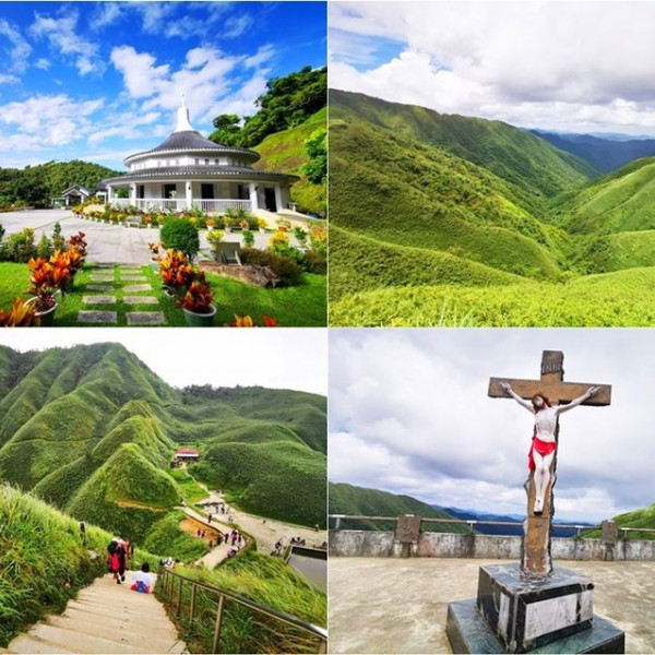 宜蘭縣 觀光 觀光景點 聖母山莊
