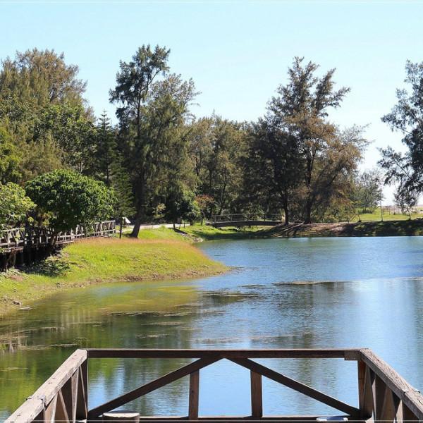 台東縣 觀光 公園 台東森林公園 琵琶湖