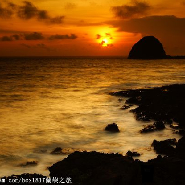 台東縣 觀光 觀光景點 蘭嶼饅頭岩