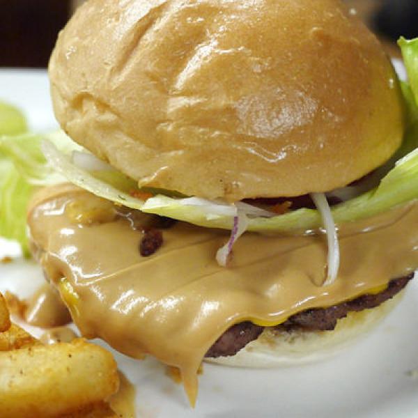 台北市 美食 餐廳 異國料理 美式料理 Aniki Burger