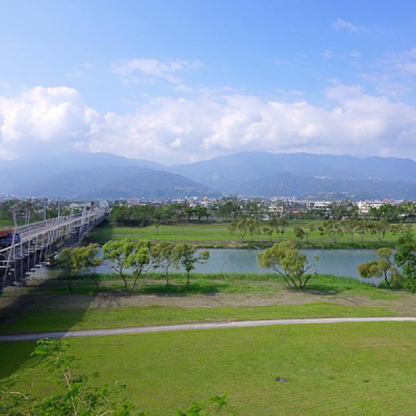 宜蘭縣 觀光 公園 宜蘭河濱公園