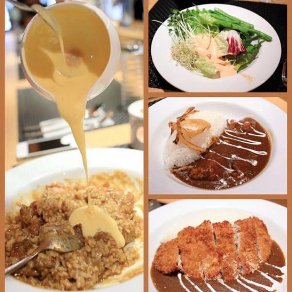 台北市 美食 餐廳 異國料理 日式料理 TOKYO CURRY東京咖哩 (忠孝店)