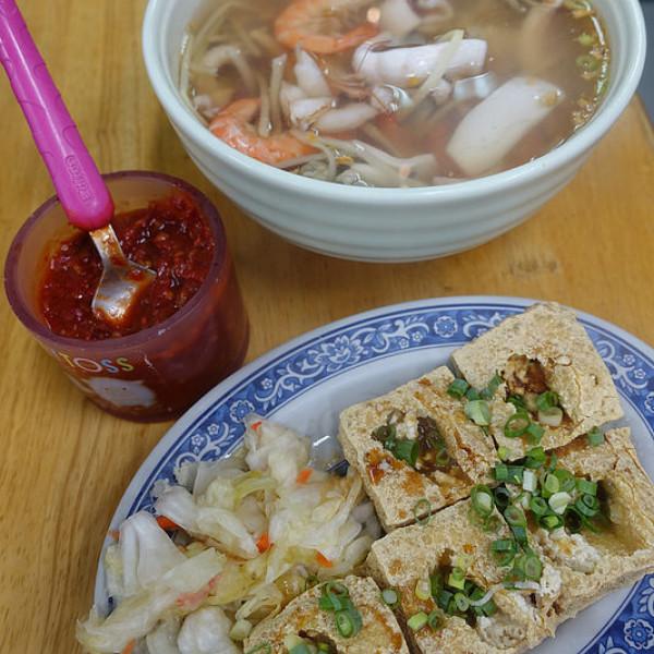 高雄市 美食 攤販 台式小吃 香味海產粥