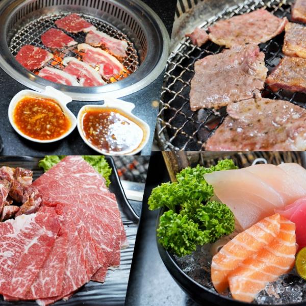 高雄市 餐飲 燒烤‧鐵板燒 燒肉燒烤 石頭日式炭火燒肉 (五甲-尊貴館)