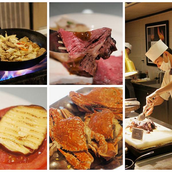 高雄市 餐飲 法式料理 麗尊酒店 艾可柏菲自助料理