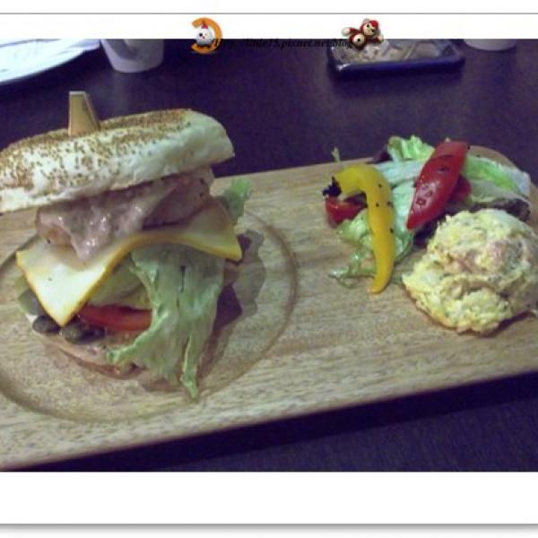 高雄市 美食 餐廳 烘焙 麵包坊 帕莎蒂娜 (駁二倉庫餐廳)
