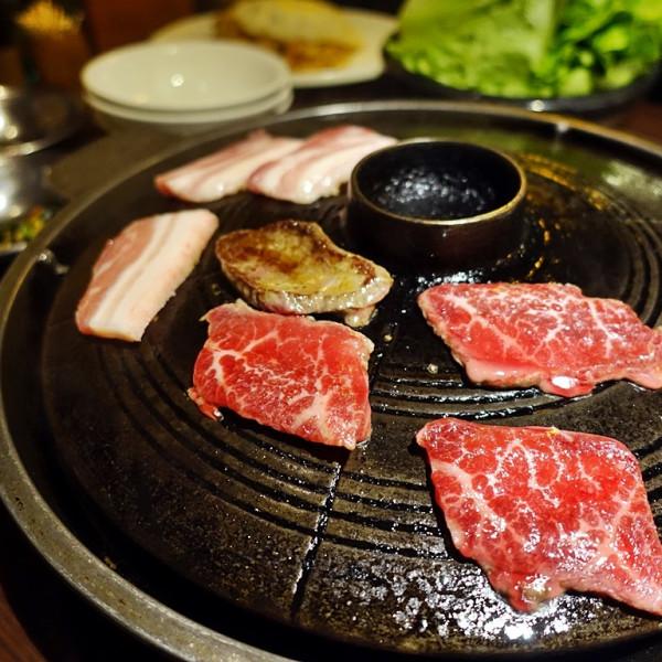台北市 美食 餐廳 異國料理 韓式料理 金李朴韓國傳統料理