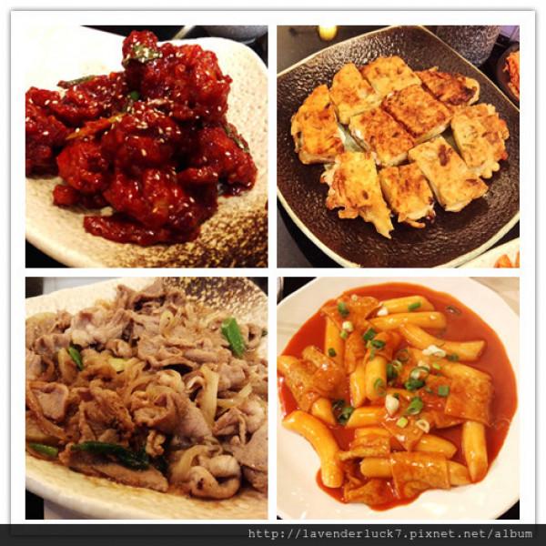 台北市 餐飲 韓式料理 阿里郎村落