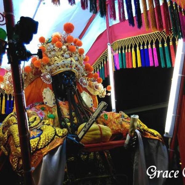 台北市 休閒旅遊 景點 古蹟寺廟 青山宮