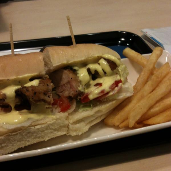 台北市 美食 餐廳 異國料理 美式料理 VV cafe&burger