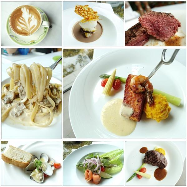 台北市 美食 餐廳 異國料理 多國料理 美麗信花園酒店青庭花園餐廳