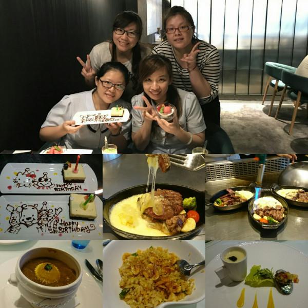 高雄市 美食 餐廳 餐廳燒烤 鐵板燒 夏慕尼新香榭鉄板燒 (高雄五福店)
